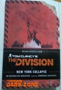 NY Collapse Copertina